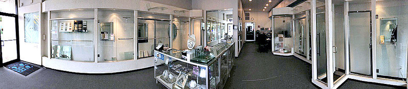 Chevy Chase Glass Showroom