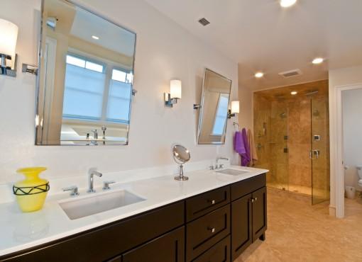 Pivot Mirrors Mirrors Chevy Chase Glass Bathroom Designs