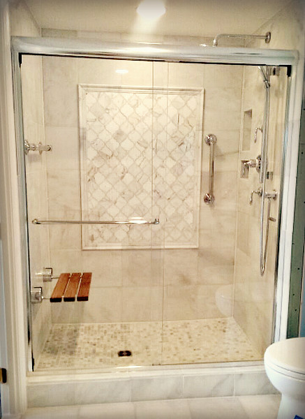 Shower And Tub Enclosures Chevy Chase Glass