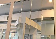 Mirrored Cabinet Doors
