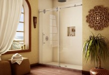 Pipeline Heavy Glass Shower Enclosure